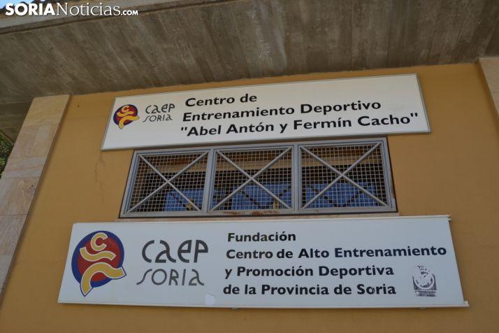 CAEP de Soria. Soria Noticias.