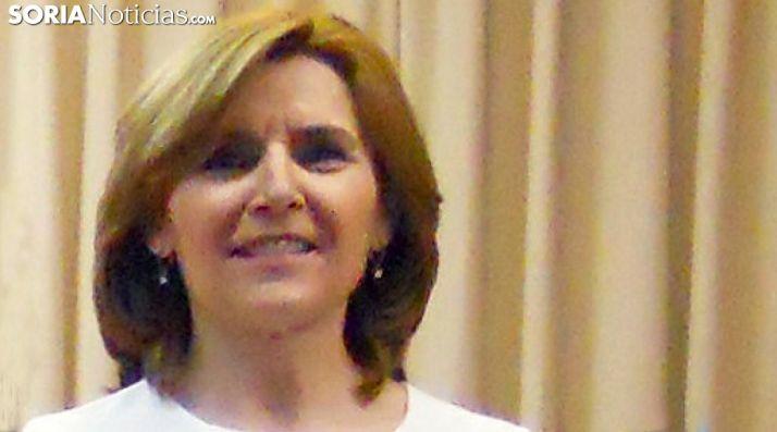 María Jesús Borobio, en una imagen de archivo. /SN