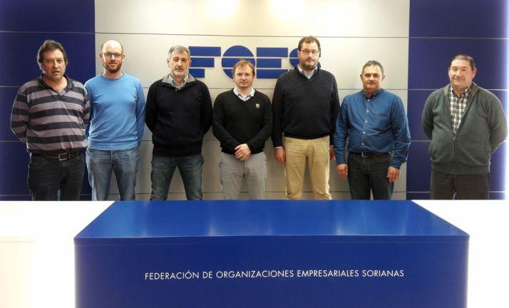 Foto 1 - La asociación de distribuidoras de productos fitosanitarios renueva su junta directiva