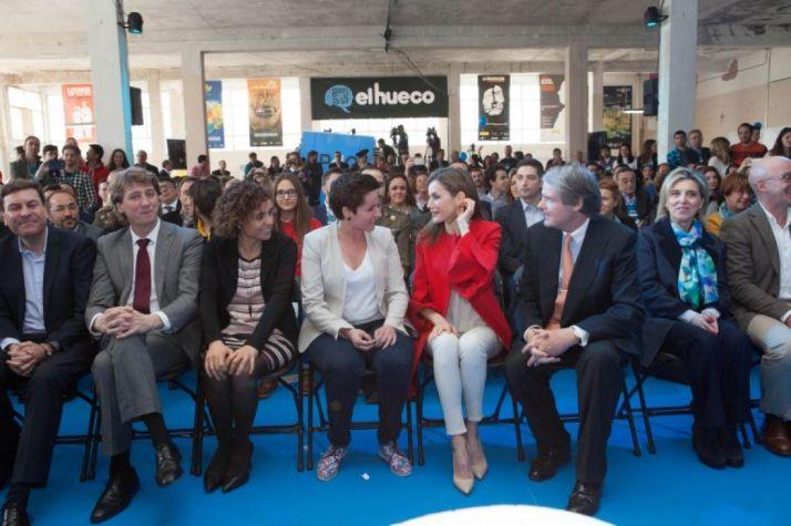 Los Premios Fundación Princesa de Girona, en El Hueco. El Hueco.