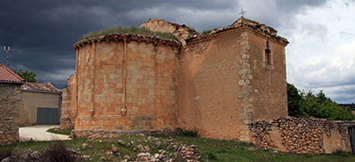 Una imagen del templo.