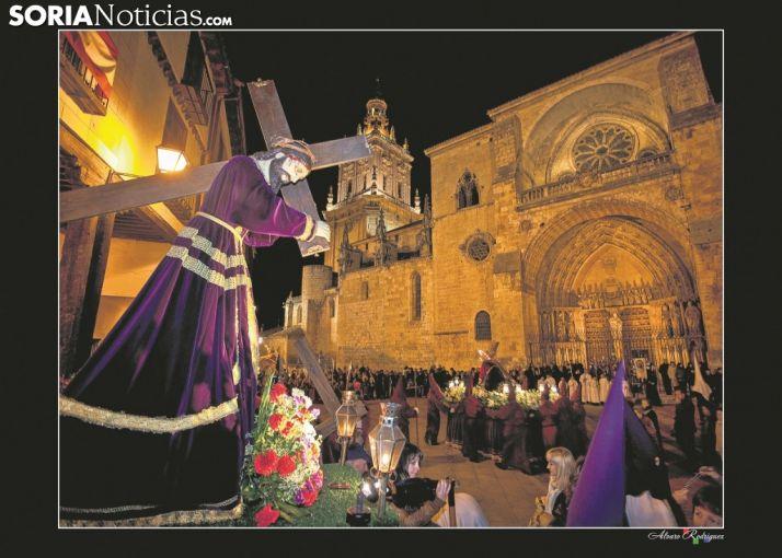 Semana Santa en El Burgo de Osma.