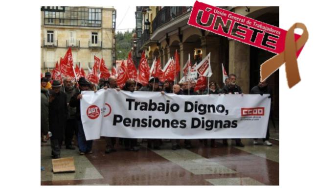 Foto 1 - Los pensionistas sorianos no se rinden