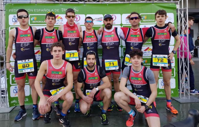 Foto 1 - El Deporama-Joven In Triatlón consigue el ansiado ascenso
