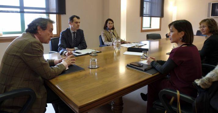 José Antonio de Santiago-Juárez con Sonia Ramos.