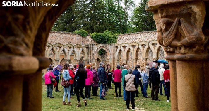 Soria oferta su patrimonio natural en las orillas del Duero y en Valonsadero esta Semana Santa