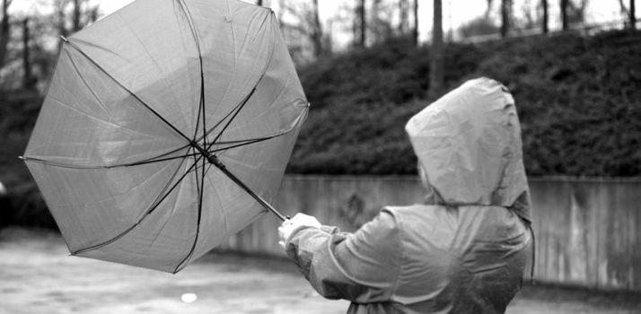 Activada la fase de alerta por vientos este miércoles en las nueve provincias de CyL
