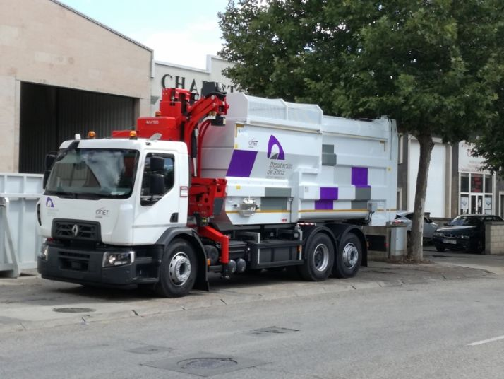 Foto 1 - Diputación recoge 15.600 toneladas de residuos sólidos urbanos durante 2017