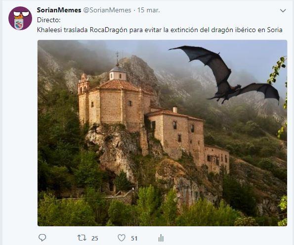 Foto 2 - #SoriaNacion, la despoblación y los memes sorianos asaltan Twitter