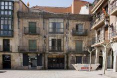 El PP pide al Ayuntamiento que oblige a los propietarios a rehabilitar los edificios en ruinas del centro