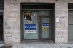 """Foto 2 - Galería: El Collado cuelga el cartel de """"Se vende"""""""