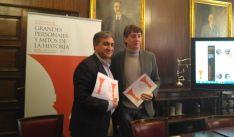 Foto 2 - Soria recibe en mayo lo mejor en novela histórica