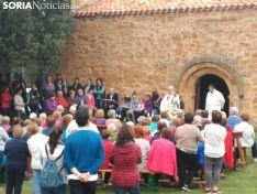 Imágenes de la romería de San Marcos en Ólvega.