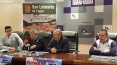 Fútbol 7 en San Leonardo de Yagüe