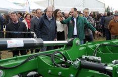 Feria Nacional de Maquinaria Agrícola de Lerma. Junta de Castilla y León.