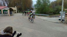Campeonato regional de ciclismo en ruta.