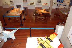 Una imagen de la apertura de la muestra.
