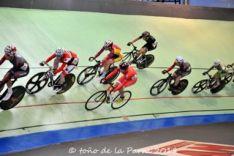 Una imagen del campeonato en Tafalla.