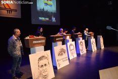 Foto 4 - GALERÍA DE IMÁGENES: Los familiares de las víctimas de la 'Fosa de los maestros' y de Abundio Andaluz han recibido sus restos mortales