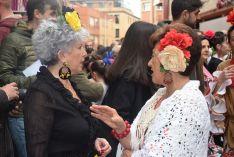 Galería de imágenes: Arranca la Feria del Calaverón con sevillanas y de manzanilla
