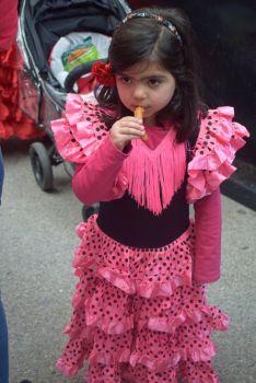 Foto 5 - Galería de imágenes: Arranca la Feria del Calaverón con sevillanas y de manzanilla