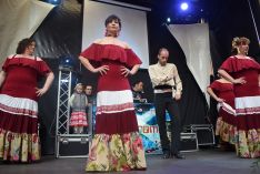 Foto 4 - Galería de imágenes: Arranca la Feria del Calaverón con sevillanas y de manzanilla