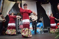 Foto 3 - Galería de imágenes: Arranca la Feria del Calaverón con sevillanas y de manzanilla