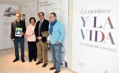 Presentación del Día del Libro en la Biblioteca pública de Soria. /Jta.