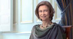 Su Majestad la Reina Doña Sofía en una imagen oficial de la Casa Real. /CR
