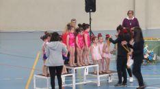 Foto 5 - 8 colegios de la capital participan en los juegos escolares de gimnasia rítmica