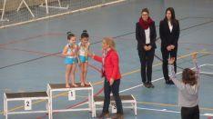 Foto 4 - 8 colegios de la capital participan en los juegos escolares de gimnasia rítmica