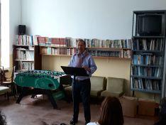 Día del Libro en Hinojosa de la Sierra.