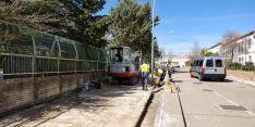 Foto 4 - Comienzan las obras de mejora de aceras y asfaltado