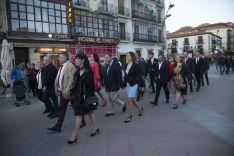 Foto 6 - Un paseo de lo más oficial hacia la Audiencia (Galería de imágenes)