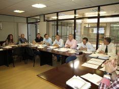 Reunión de integrantes de la UGAM.