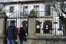 Visita de participantes en 'Arraigo' a El Royo.
