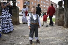 Misa rociera de la Feria de Abril del Calaverón.