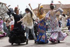 GALERÍA: Fiesta flamenca y romería para despedir la Feria de Abril