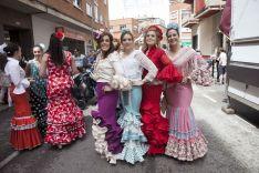 Foto 6 - GALERÍA: Fiesta flamenca y romería para despedir la Feria de Abril