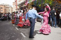Foto 5 - GALERÍA: Fiesta flamenca y romería para despedir la Feria de Abril