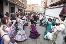 Foto 4 - GALERÍA: Fiesta flamenca y romería para despedir la Feria de Abril