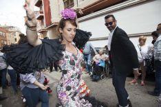 Foto 3 - GALERÍA: Fiesta flamenca y romería para despedir la Feria de Abril