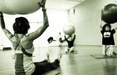Imagen de clase de pilates para niños. /Numantium Estudio Pilates
