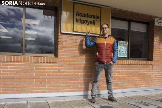 Oposiciones a distancia en la Academia Irigoyen.