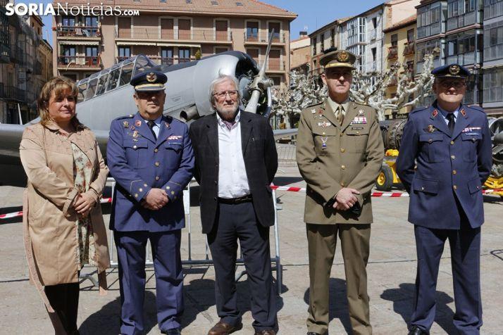 Ejército del aire en Soria. Freddy Páez