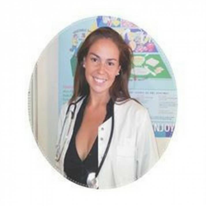 Patricia Romero, dietista y nutricionista.