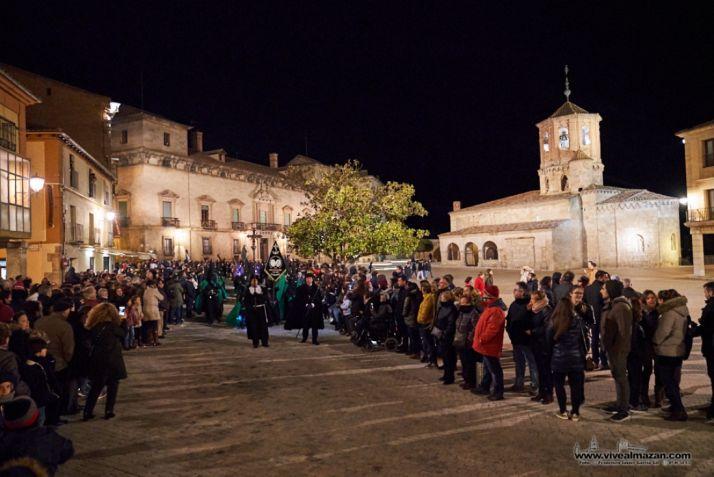 Viernes Santo en Almazán. vivealmazán.com
