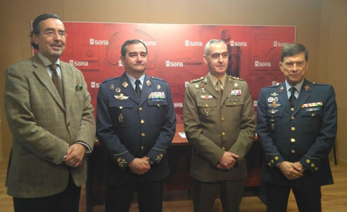 Foto 1 - Los militares toman la Audiencia el jueves