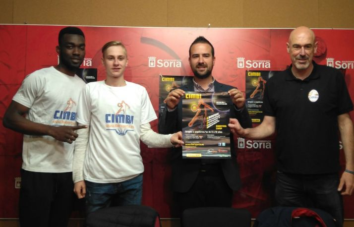 Foto 1 - El CIMBI traerá a Soria a el mejor baloncesto de cantera