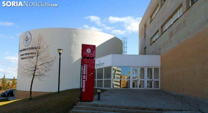 Imagen del Campus Universitario Duques de Soria. /SN